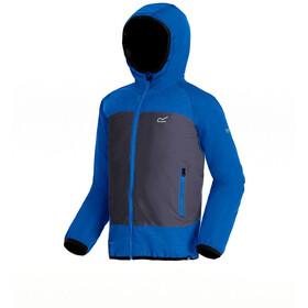 Regatta Volcanics II Lapset takki , harmaa/sininen